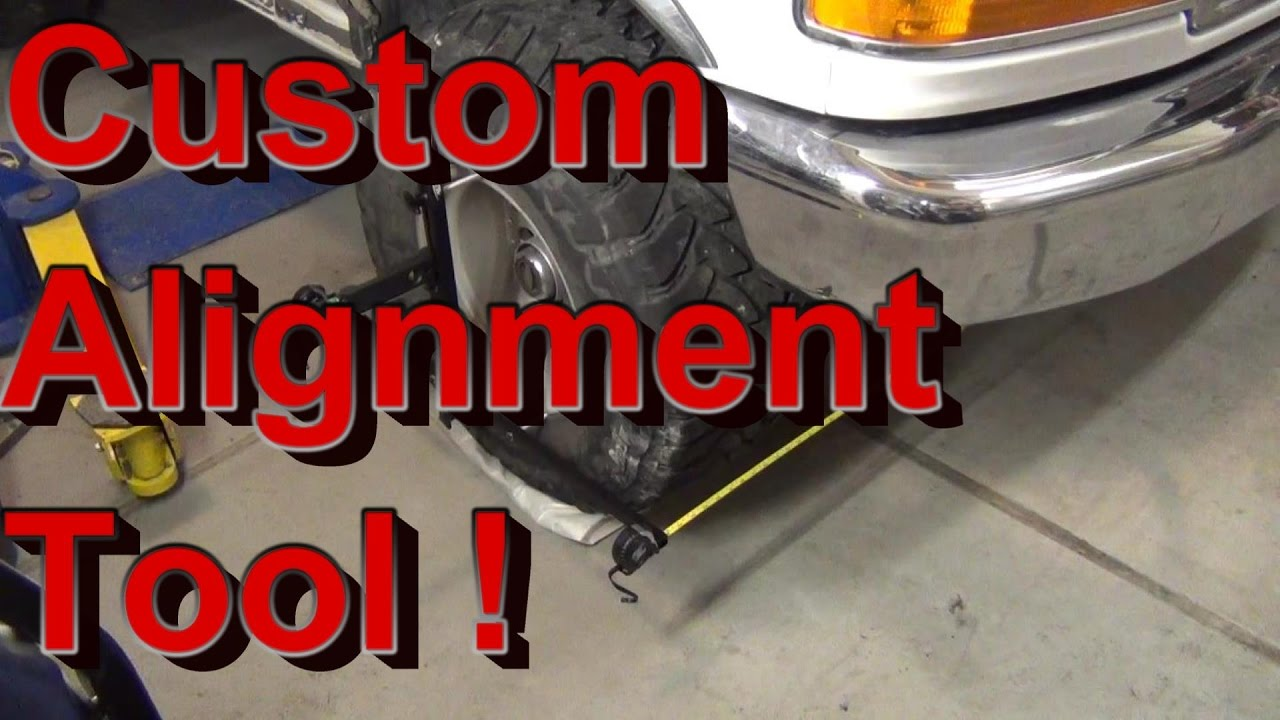 Quick Trick Custom Alignment Tool Review Youtube