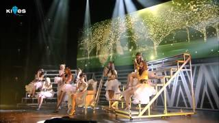 "Gambar cover SNSD - ""All My Love Is For You"" Japan 2nd Tour (Vietsub)"