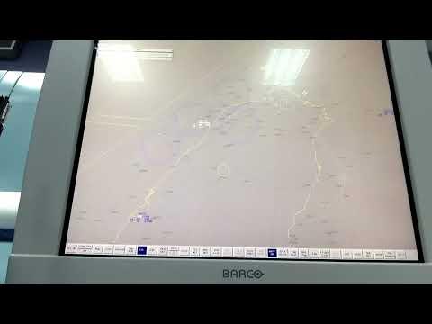 運用ATMS非雷達管制第一次試作