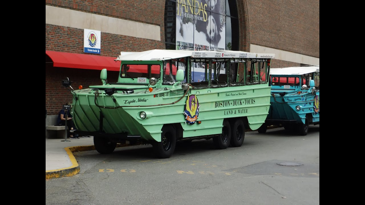 Download Boston duck tour. May 16, 2014.