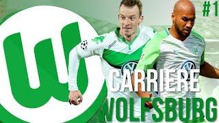 FIFA 18 - CARRIÈRE MANAGER - DIRECTION BUNDESLIGA ! #1