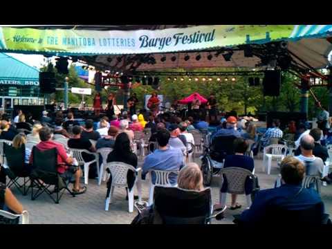 Sol James at Barge Fest 2011