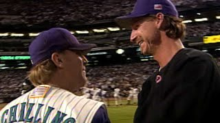 2001 NLDS Gm1: Schilling finishes shutout over Cards