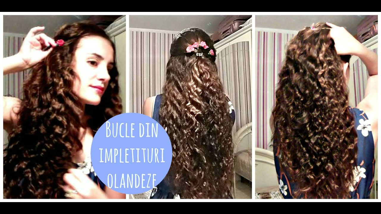 Bucle Fara Placa Sau Ondulator How To Get Waves With Braids