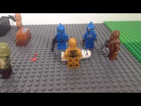 Lego Star Wars: The Complete Saga Прохождение