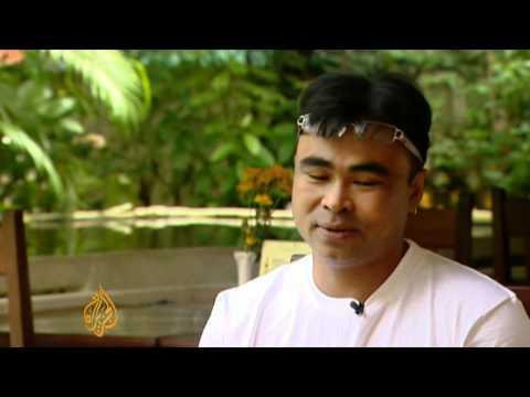 Cambodia's Desperate Butterfly Hunters