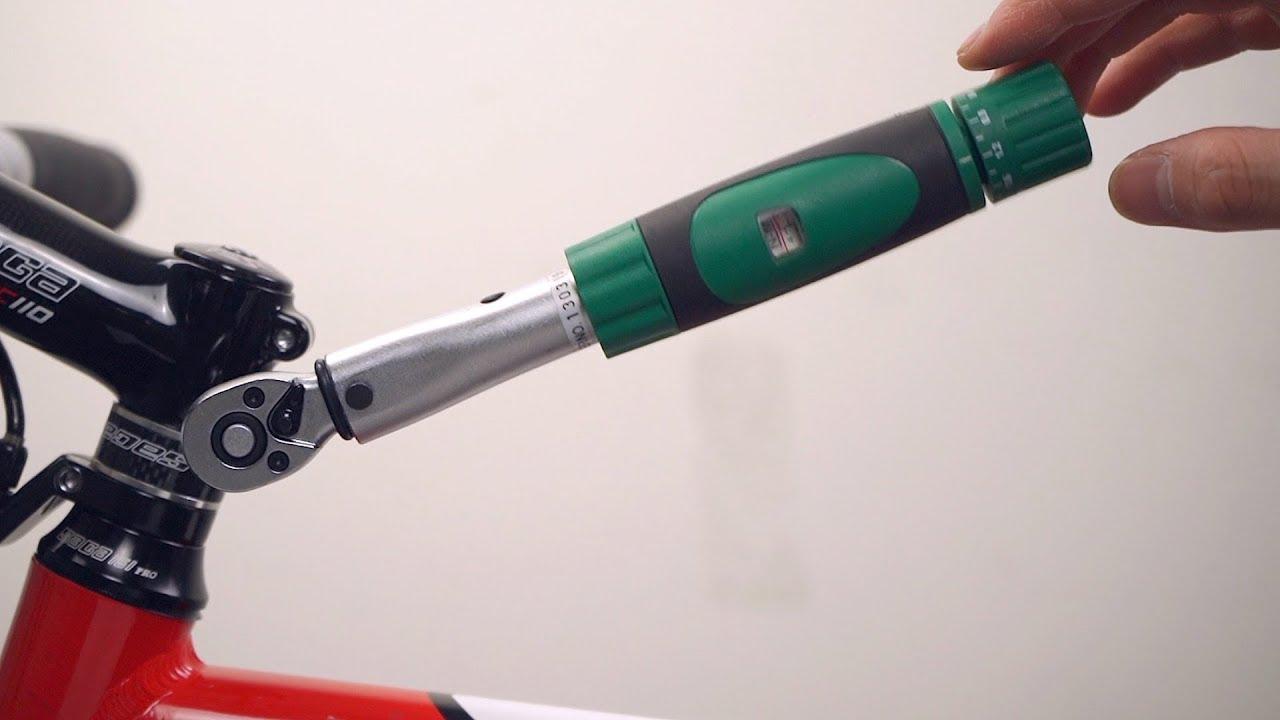 "1//4/"" 1.25-25Nm Bicycle Bike Digital Torque Wrench Repair Tool"