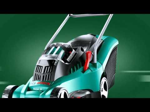 Bosch Lawnmower Rotak 37 LI