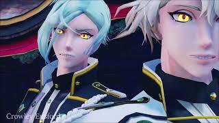 【刀剣乱舞 | Touken Ranbu | MMD】Rocket Cider/ロケットサイダー『Hizamaru and Higekiri』