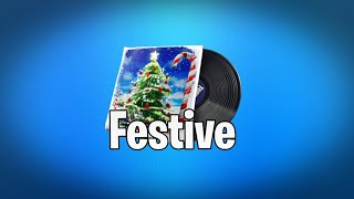 Fortnite: Festive - (Chrismas Music Pack)