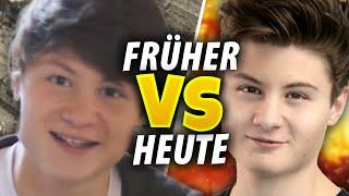 Dner - YouTuber FRÜHER vs HEUTE!