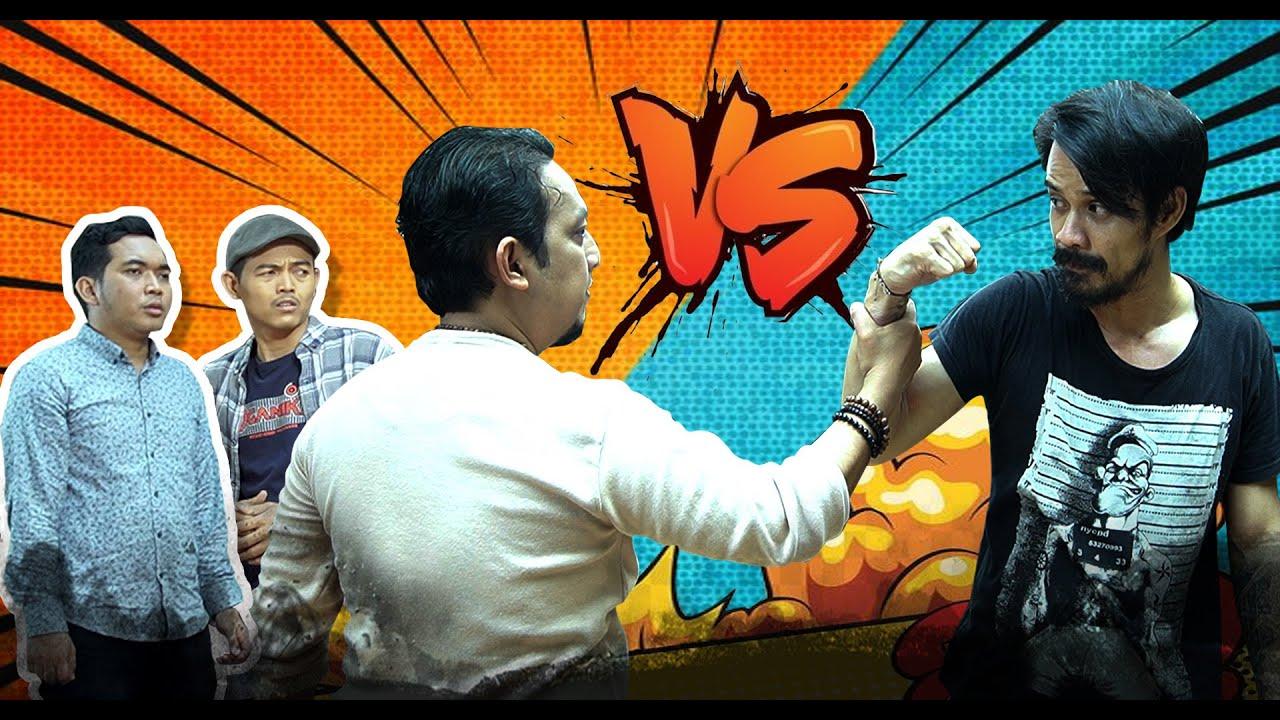 AMANAH WALI 4 - FIGHTING APOY VS ROHMAT