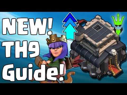 TH9 BEGINNER GUIDE! (Bash Edition) - TH9 Upgrade Priorities - Clash of Clans - Episode 1: The Guide