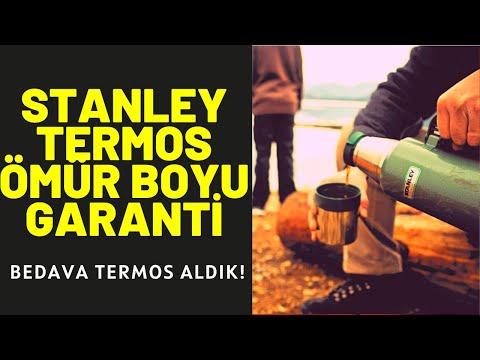 Stanley Termos Garanti Süreci! | Bim Termos! | Ömür Boyu Garanti Gerçek Mi?