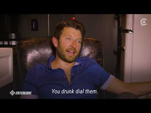 You are not alone: country star Brett Eldredge drunk dials, too