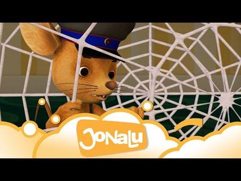 JoNaLu: Bandits Everywhere! S2 E3  WikoKiko Kids TV