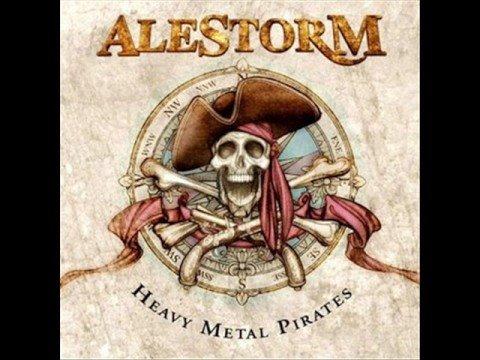 Alestorm/Battleheart - Heavy Metal Pirates
