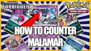 HOW TO COUNTER MALAMAR (POKEMON TCG TIPS & STRATEGIES)