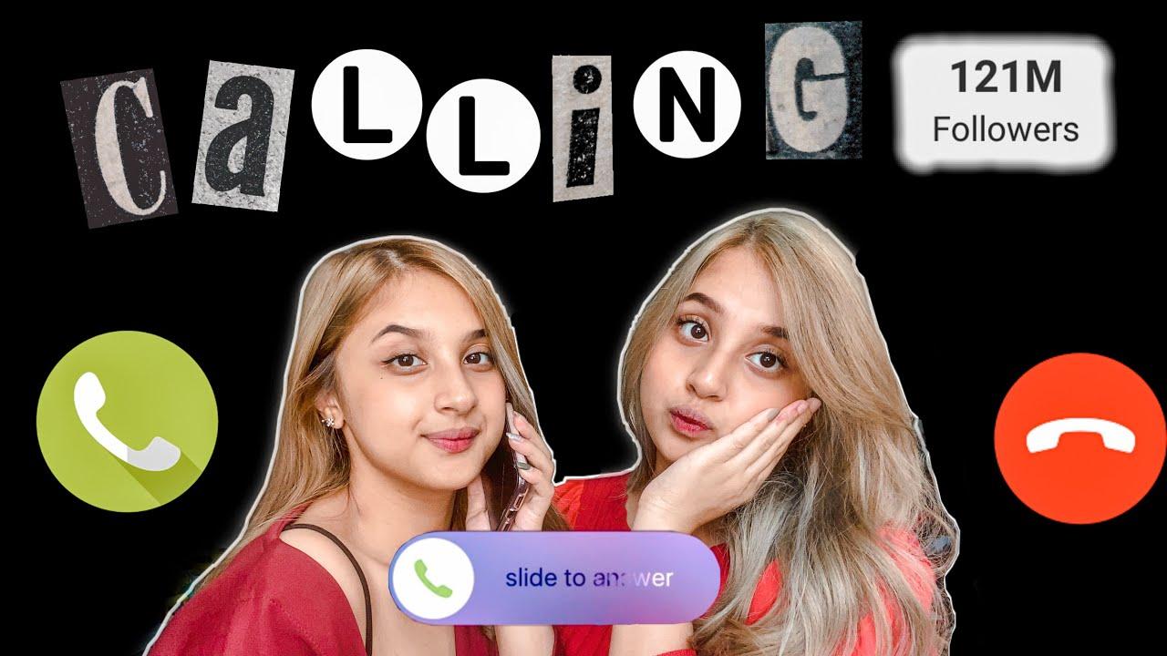 CALL FOLLOWERS INSTAGRAM || digombalin euy 😳❤️ #PARTONE