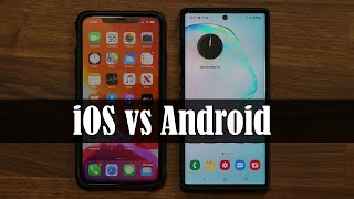 iPhone (iOS) vs Android - iPhone is a MAJOR FAIL in Multi-Tasking Capabilities Video