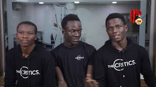 MEET YOUNG NIGERIANS WHO PRODUCE SCIENCE FICTION FILMS WITH RECYCLED MATERIALS.