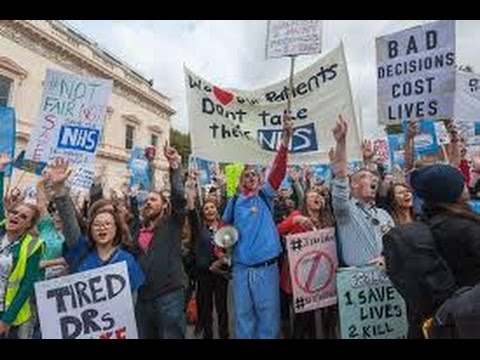 A Simple Question: NHS in crisis