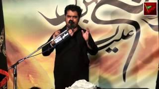 Zakir Jaber Abbas Near 25 Rajab 2016 Jaloos e Taboot Imam Mosa Kazim (a.s) Chour Harpal