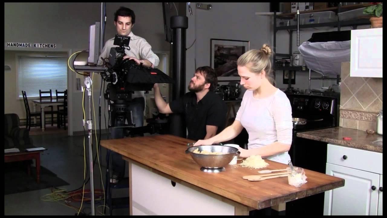 Lighting A Tv Kitchen Studio For Making Recipe Videos Filming