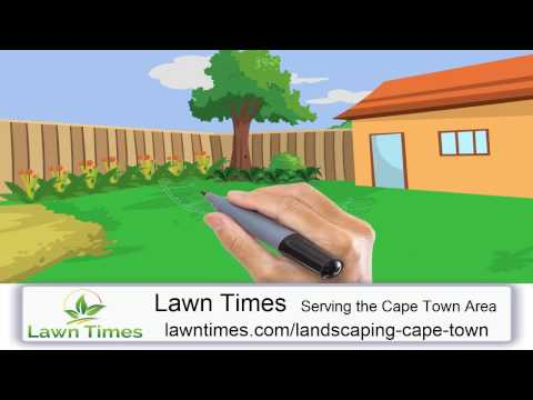Landscaping Cape Town | Lawn Times