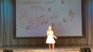 """Романова Лиза. 9 лет. """"Звенит январская вьюга""""."""