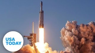 SpaceX Falcon 9 launch from Cape Canaveral Air Force Station | USA TODAY