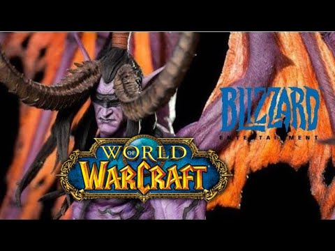 Blizzard Collectibles: Illidan  Stormrage Statue Review #3