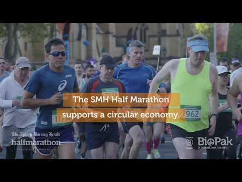 The Sydney Morning Herald Half Marathon presented by Qantas Assure goes green
