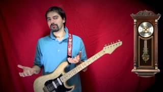 Гитарный БОЙ и как ПРАВИЛЬНО им играть (принцип маятника)