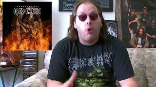 Iced Earth - INCORRUPTIBLE Album Review