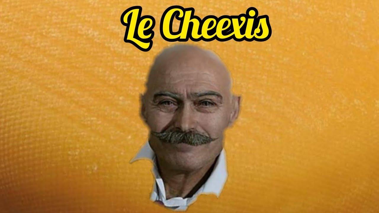 Parodie : Le Fromage de Pixis