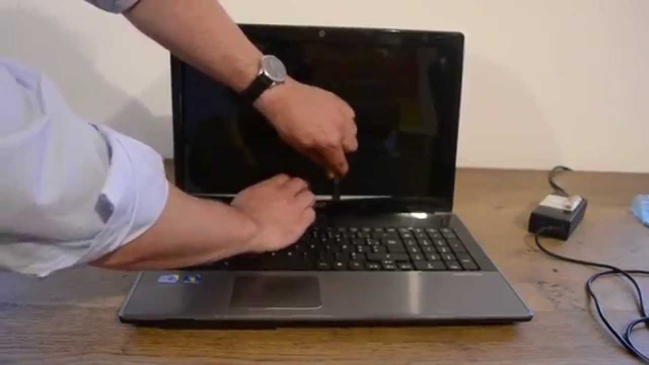 54e21fb9682339 remplacement dalle pc portable - YouTube