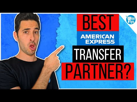 5 BEST Ways To Use AMEX Points With Transfer Partners