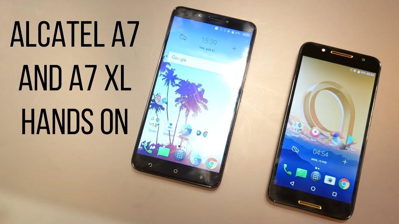 Alcatel A7 Accessories Videos - Waoweo