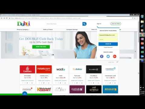 Dubli Shopping CashBack تسوق من دوبلي by TC Hossam +971505944780