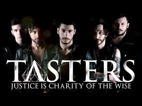 Tasters - Justice is charity of the wise (Manuel Manca vocal audition teaser)