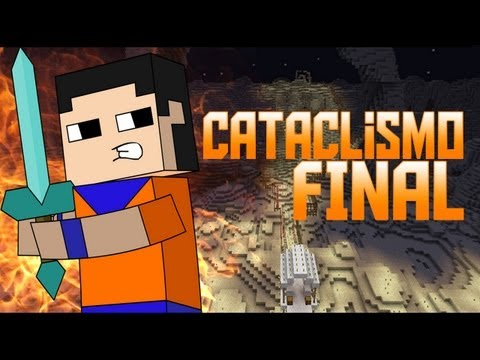 Minecraft para PC: Mapa de Aventura Cataclismo!! Gran Final!!