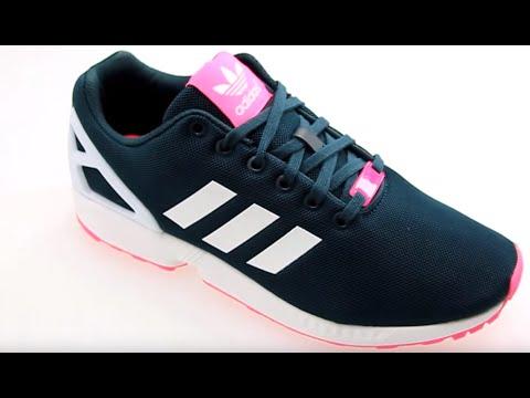 0d133ede7b4 Youtube Adidas Lage nl Sooco Blauwe Sneakers Flux Zx Fw0rtq0gx8