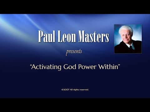 Activating God Power Within