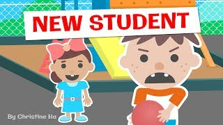 Meet the New Student, Roys Bedoys! - Read Aloud Children's Books