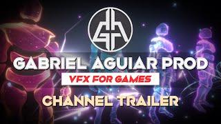 Gabriel Aguiar Prod. Channel Trailer