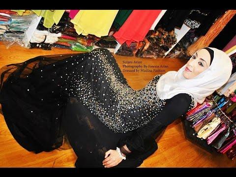 Sutara Arian At Madina Fashion Party Collection