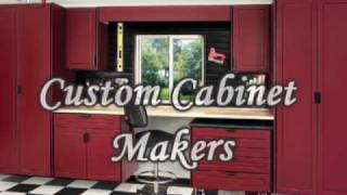 Ideal Garage Solutions | Cabinet Maker Of Cincinnati, Oh