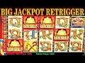 ✨ BIG JACKPOT WOW 4 SYMBOL BONUS RETRIGGER ✨ CLEOPATRA HIGH LIMIT SLOT MACHINE ✨