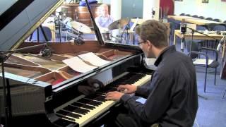 """Oosterdok Jazz Trio: """"Aan de Amsterdamse Grachten"""""""